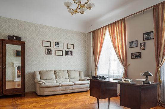 Литературная Одесса, Отель Центральная, Одесса