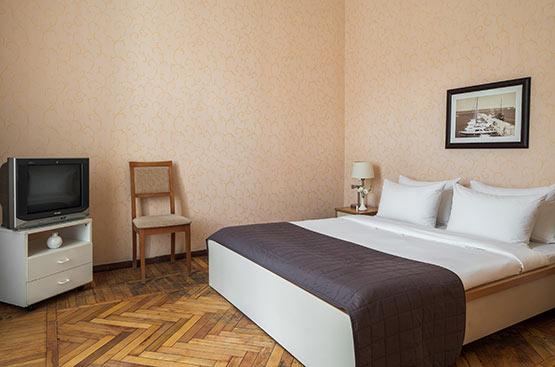 Junior Suite, Hotel Tsentralnaya, Odessa